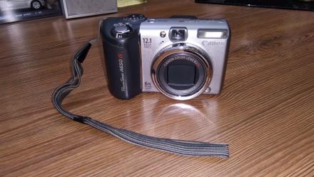 Продам отличный фотоаппарат Canon, состояние отличное, все работает на ура, полн. Лубны, Полтавская область. фото 2