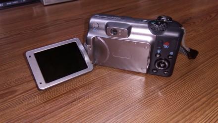Продам отличный фотоаппарат Canon, состояние отличное, все работает на ура, полн. Лубны, Полтавская область. фото 4