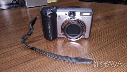 Продам отличный фотоаппарат Canon, состояние отличное, все работает на ура, полн. Лубны, Полтавская область. фото 1