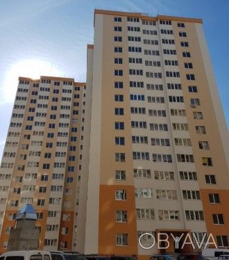 Продам двухкомнатную квартиру в ЖК Радужный Квартира на 7 этаже, 56,4м2, комнат. Таирова, Одесса, Одесская область. фото 1