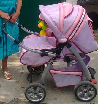 Детская коляска. Днепр. фото 1