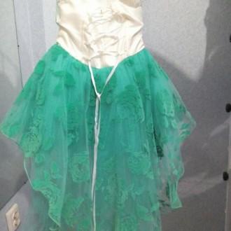 Платья детские в идеальном состоянии без дефектов, можно сказать новые.   Берюз. Алешки (Цюрупинск), Херсонская область. фото 3