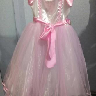 Платья детские в идеальном состоянии без дефектов, можно сказать новые.   Берюз. Алешки (Цюрупинск), Херсонская область. фото 5