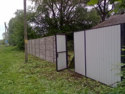 Деревянный дом на участке 17 сот с. Яхновка. Нежин. фото 1