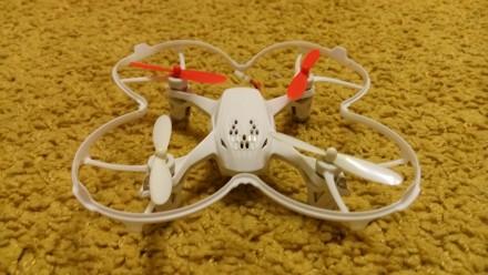 Квадрокоптер Hubsan X4 с камерой. Тростянец. фото 1