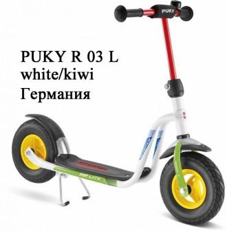 Двухколёсный самокат Puky R03 L. Для деток (3-7 лет). Германия.. Винница. фото 1