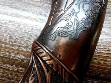 Продам нож сувенирный Китай, абсолютно новый, но на пластике есть пару дефектов,. Лубны, Полтавская область. фото 6