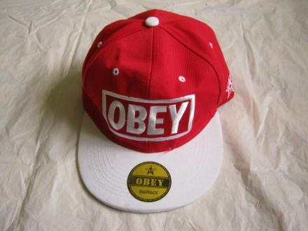 Бейсболка OBEY. Кривой Рог. фото 1