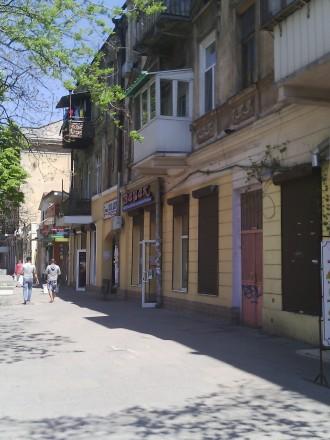 Сдам комнату в трехкомнатной квартире на Екатерининской угол Пантелеймонвоской. Одесса. фото 1