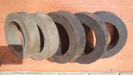 Продам новые резиновые прокладки (подушки-автобаферы) под амортизаторные пружины. Житомир, Житомирская область. фото 3