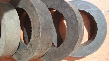 Продам новые резиновые прокладки (подушки-автобаферы) под амортизаторные пружины. Житомир, Житомирская область. фото 4