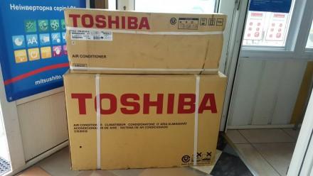 Продам новый кондиционер TOSHIBA RAS-10N3KVR-E/RAS-10N3AVR-E Daiseikai с Витрины. Одесса, Одесская область. фото 6