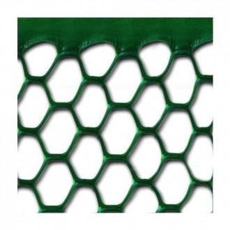 Сетка для декоративных ограждений TENAX Эксагон 20х19 мм 1,2х50 м зеленая. Винница. фото 1