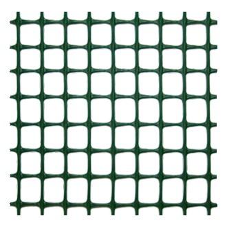 Сетка для декоративных ограждений TENAX Квадра 10 10х10 мм 1х50 м зеленая. Винница. фото 1