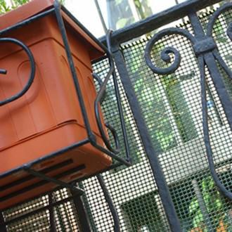 Сетка для декоративных ограждений TENAX Квадра 10 используется для декоративного. Винница, Винницкая область. фото 4