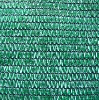 Сетка для затенения TENAX Ямайка 2х100 м зеленая. Винница. фото 1