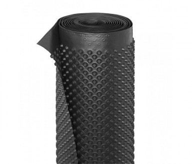 Шиповидная мембрана VENTFOL Strong 600 г/м2 2х20 м. Вінниця. фото 1