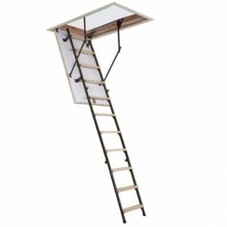 Чердачная лестница OMAN STALLUX TERMO 120х70 см. Винница. фото 1
