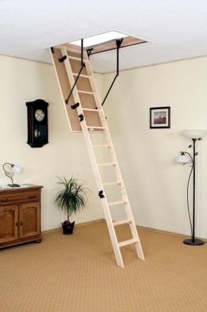 Чердачная лестница OMAN PRIMA 120х70 см. Винница. фото 1