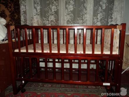 Geoby happy Dino LM604S кроватка детская. Чернигов. фото 1