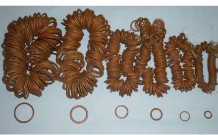 Кільця мідно-азбестові для дизельних двигунів МН 4152-62. Киев. фото 1