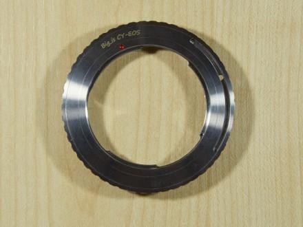 Переходное кольцо Canon EOS C/Y. Запорожье. фото 1