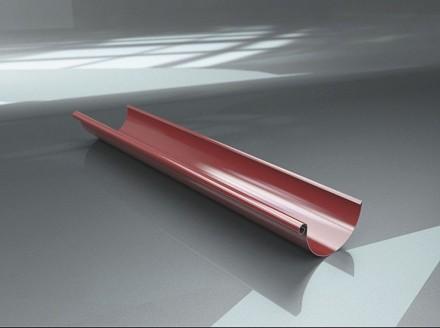 Желоб водосточный RAIKO PREMIUM 125 мм 2 м коричневый. Винница. фото 1
