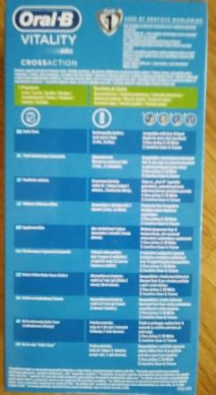 Основні характеристики Тип Зубна щітка Категорія для дорослих Кількість режим. Львов, Львовская область. фото 3