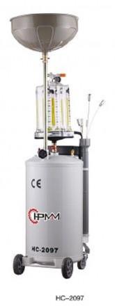 Оборудование для замены масла HC-2097, маслозамена, вакуумный маслосборник. Винница. фото 1