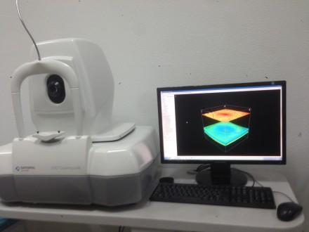 Оптический когерентный томограф SOCT Copernicus. Львов. фото 1