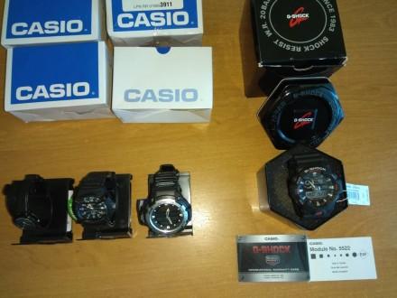 Предлагаю легендарные, не убиваемые, часы марки Casio, а именно Casio G-SHOCK GA. Киев, Киевская область. фото 3