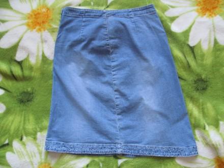 Юбка джинсовая 29 р.. Полтава. фото 1