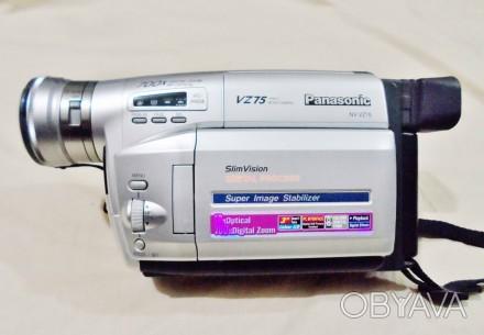 Характеристики Panasonic NV-VZ75  Основные характеристики  Тип видеокамерыV. Николаев, Николаевская область. фото 1