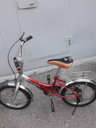 Велосипед детский 16 дюмов. Чернигов. фото 1