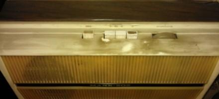 Радиоприемник-громкоговоритель трёхпрограммный Маяк-202 (СССР, Москва, 1982 г.) . Днепр, Днепропетровская область. фото 4