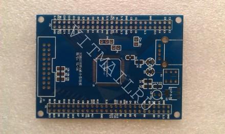 Плата разработчика (отладочная) для STM32 STM32F103. Александрия. фото 1