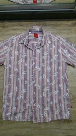 Рубашка S'Oliver, оригинал.. Верхнеднепровск. фото 1