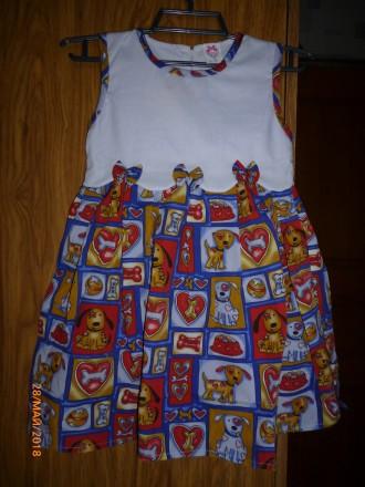 Платье 4-5 л.. Херсон. фото 1