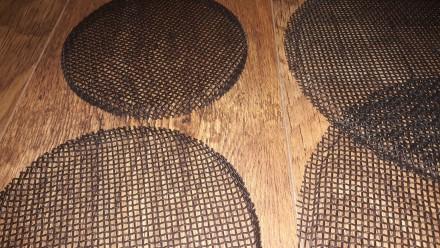 Сетка под любой диаметр динамика вырежу из листового сетчатого металла квадратом. Львов, Львовская область. фото 5