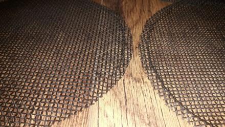 Сетка под любой диаметр динамика вырежу из листового сетчатого металла квадратом. Львов, Львовская область. фото 4