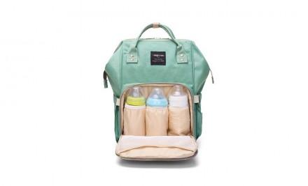 Сумка - рюкзак для мамы Mommy Bag. Броды. фото 1