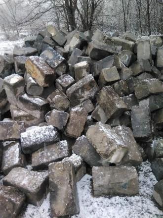 Очень крепкий шлакоблок. Плиты перекрытия 6м*1 м, 6м*1.5 м, 6 м*1.2 м, стоики и . Алчевск, Луганская область. фото 3