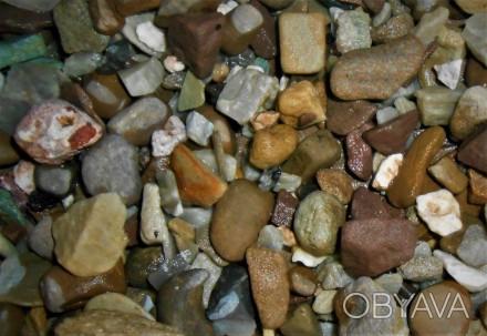 Камінь галька для акваріумів та водоймів в асортименті  Камінь - галька Кварци. Рівне, Ровненская область. фото 1