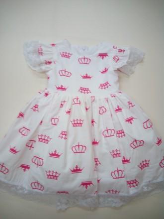 Платье для маленьких принцесс. Харьков. фото 1