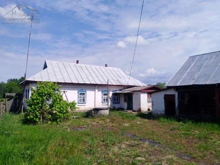 Продам дом в Глиненке 71м2 с газом. Репки. фото 1