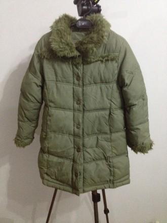 Пальто H&M демисезонное 4-5 л 110см. Киев. фото 1