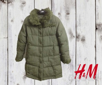 Пальто H&M демисезонное 4-5 л 110см