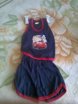 Шотри та футболка - для найменших Мак Квін. Ковель. фото 1