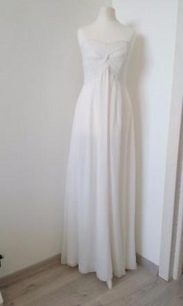 СУПЕР ЦЕНА!!!Романтичное свадебное платье. Ирпень. фото 1