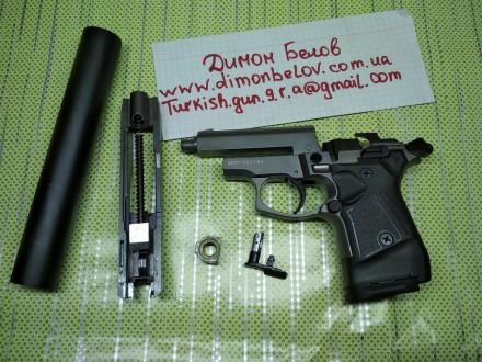 Пистолет Stalker 914 хорош во всех смыслах,крепкий надёжный,отходит 500 выстрело. Киев, Киевская область. фото 8